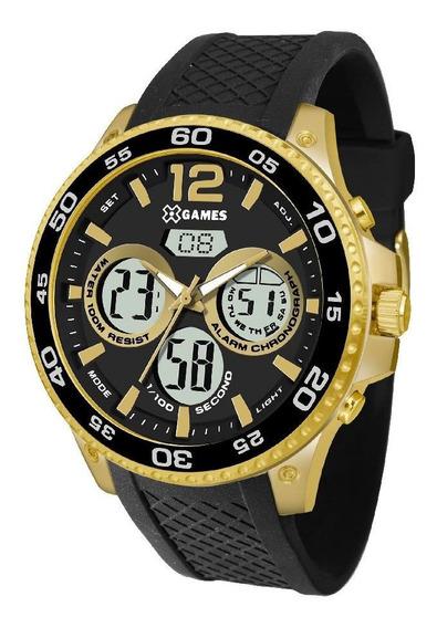 Relógio Xgames Xmgpa001-p2px - Dourado