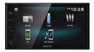 Reproductor Pantalla Kenwood Dmx125bt 2019 Android Mirroring