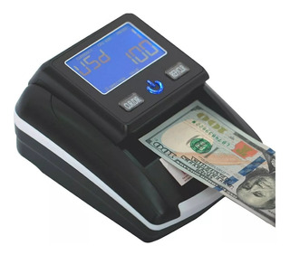 Detector de dinero 2pcs Moneda Comprobador Marcador falsificado Ensayador falso