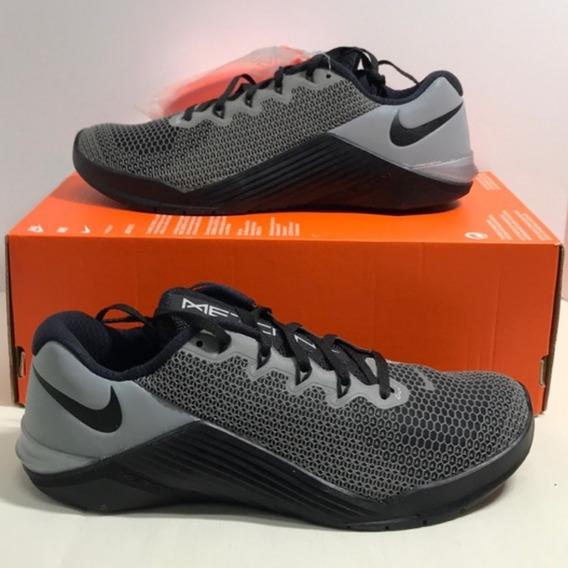 Tênis Nike Metcon 5 X Crossfit Black Masculino Original