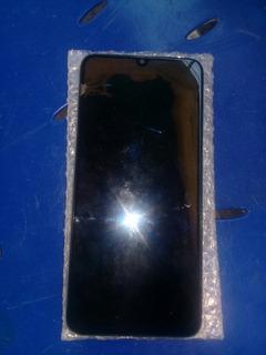 Samsung A70 A705 Frontal Queimada