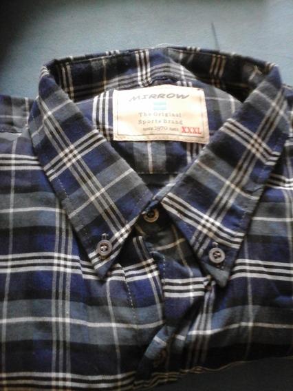 Camisas A Cuadros Talla Xxxl Hombre