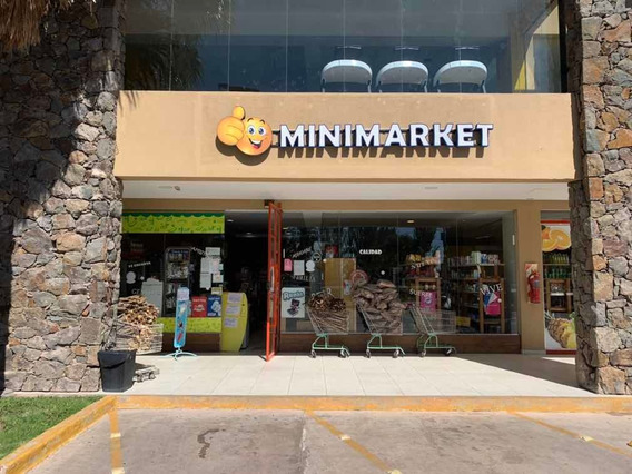 Vendo Fondo De Comercio Minimarket Funcionando!!!