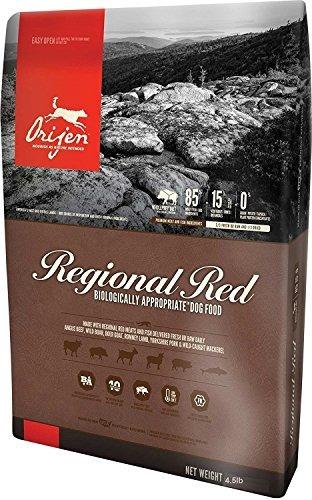 Imagen 1 de 1 de Orijen Regional Red Para Perros 45 Libras
