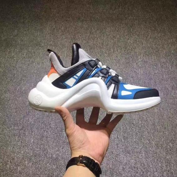 Zapato Louis Vuitton Deportivo Hombre Y Mujer