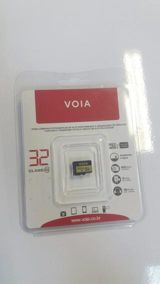 Cartão De Memória 32gb Original Voia