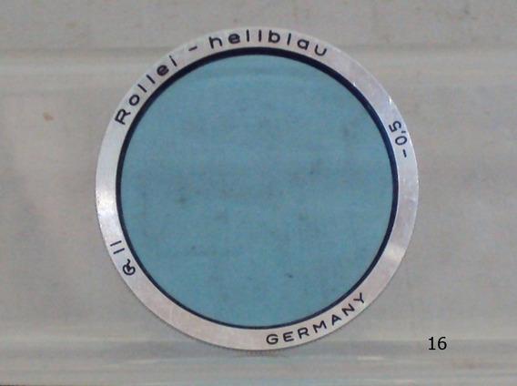 Filtro Rollei Azul R Ii
