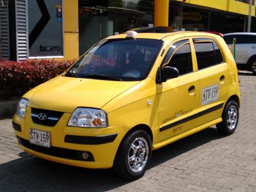 Hyundai Atos Prime City Taxi