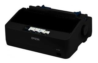 Impresora Epson Matricial Lx-350 De 9 Pines C/angosto