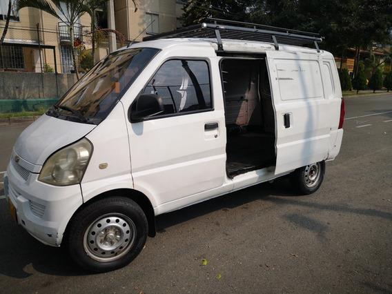 Chevorlet Van N300 Carga