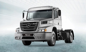Mercedes Benz Atron 1735/51 Besten 2017 0km Camiones