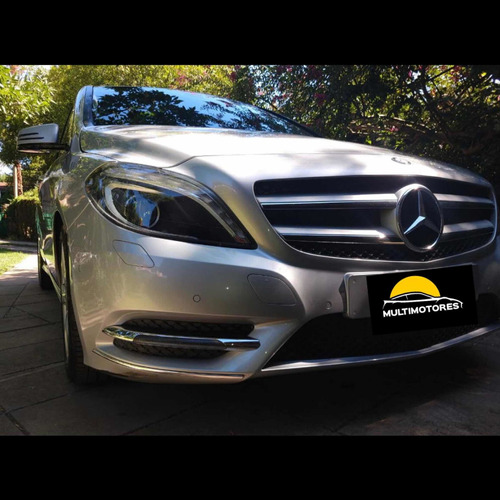 Mercedes-benz B200 Blue Efficiency 2013