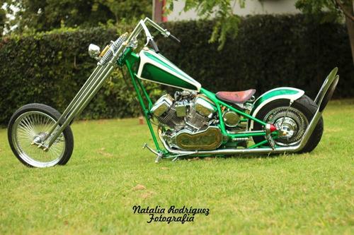 Chopper Unica Yamaha