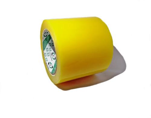Cinta Amarilla Para Invernadero 96mm X 50mts Cintandina