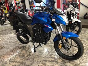 Suzuki Gixxer 150cc 0km 4 Tiempos Color Azul Motoshop Ezeiza