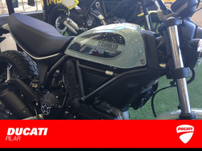 Ducati Scrambler 400 Sixty2 0km 1er Service Bonificado Sept