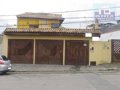 Sobrado Residencial Para Venda E Locação, Vila Ré, São Paulo. - So0119