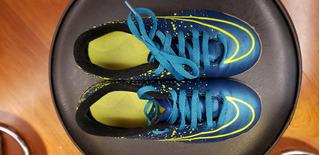 Chuteira Infantil Nike / adidas Society Futsal
