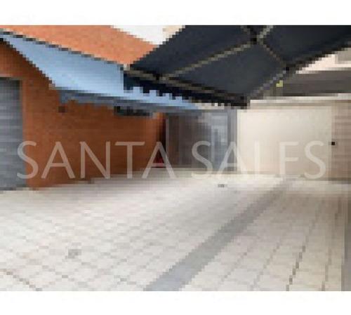 Casa Comercial Em Moema - Ss45874