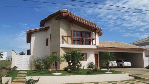 Imagem 1 de 11 de Casa À Venda, 3 Quartos, 3 Suítes, 3 Vagas, Parque Vereda Dos Bandeirantes - Sorocaba/sp - 4177
