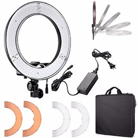 Ring Light Iluminador Leds Rl 12