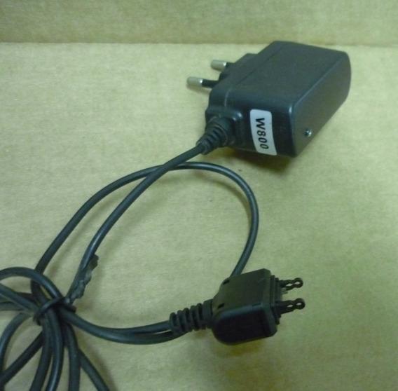 Carregador Para Sony Ericsson - W800