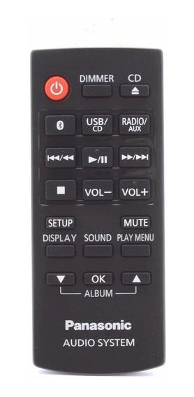 Controle Mini System Panasonic Akx220 Akx100 Novo Original