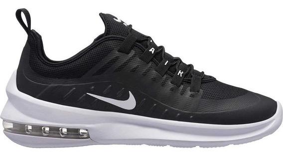 Tenis Deportivo Hombre Nike Air Max Axis Negros 003 Original