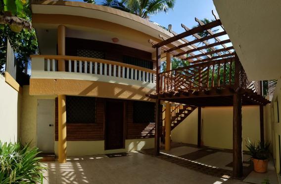 Casa Frente A La Playa Juan Dolio Guayacanes Oportunidad