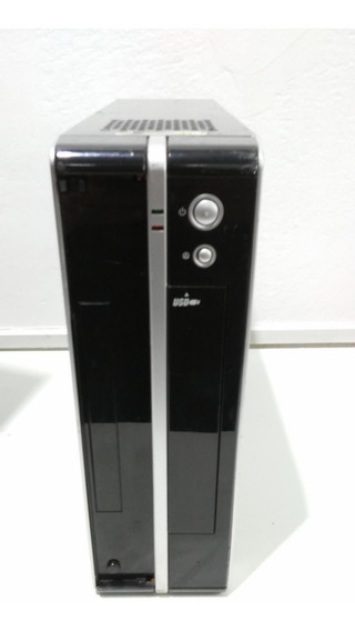 Mini Computador Atom D525, 2gb Ddr3 Hd160gb