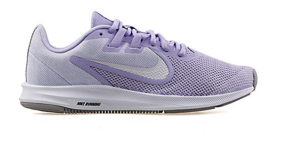 Tenis Nike Downshifter 9 Mujer Aq7486-500