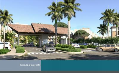 Residencial Brisa De Las Colinas, En La Prolongacion 27 De Febrero