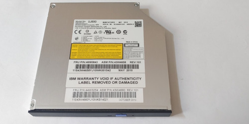 Ibm 44w3254 Internal Dvd-rom Optical Drive