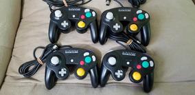 Controle Original Nintendo Gamecube Preto. Valor De 1.