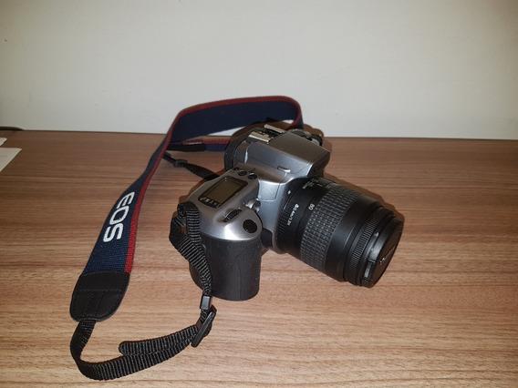 Câmera Fotográfica Canon Eos Rebel G2 - Analógica