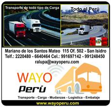 Servicio De Transporte De Carga.taxi Carga,mudanza,todo