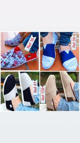 c3c0509c Zapatos De Tela Para Hombre Toms - Ropa y Accesorios en Mercado ...