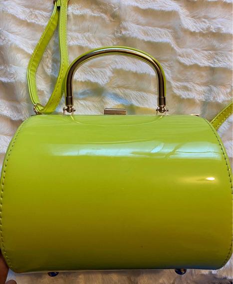 Bolso Verde Neon