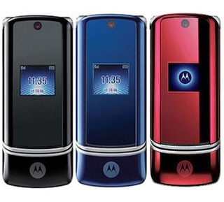 Motorola K1 Mp3 Mp4 Video Cam, Diversas Cores, Original