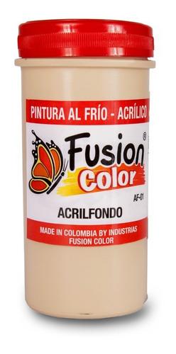 Imagen 1 de 1 de Fusion Color Acrilfondo X 125 Cc