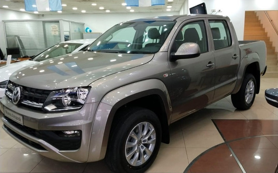 Vw 0km Volkswagen Amarok 2.0 Comfortline 4x2 Man At Stock A