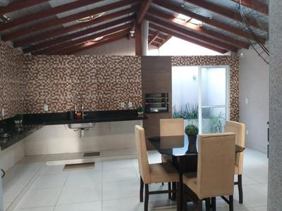 Oportunidade! Excelente Casa No Vintage Condomínio Clube. Estuda Permuta Por Apartamento Até R$ 400.000,00! - Ca3343