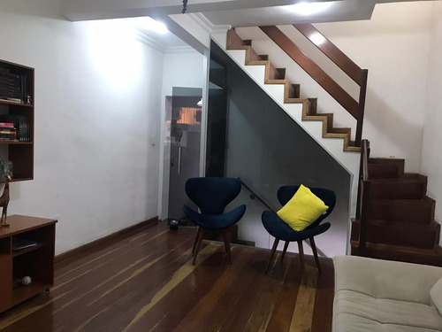 Casa Geminada Com 2 Quartos Para Comprar No Planalto Em Belo Horizonte/mg - Dl2111