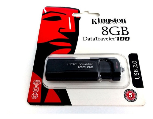 Usb Pendrive 8gb Kingston