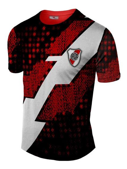 Remera River Plate El Mas Grande Ranwey Fr108