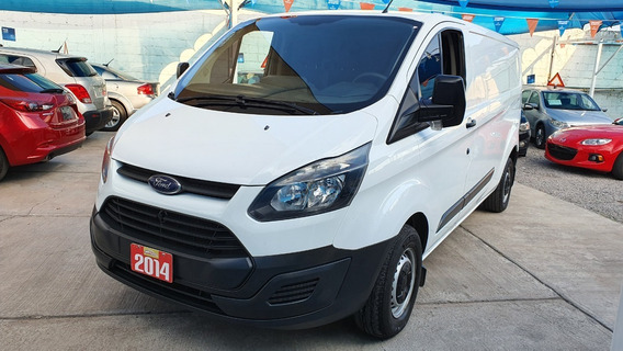 Ford Transit Van Larga Diesel 2014