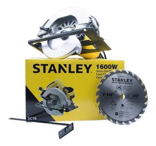 Sierra Circular Mod. Sc16-b3 Stanley (sbd)