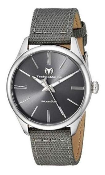 Reloj Technomarine Tm-117012 Gris Dama