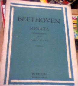 Sonata Appassionata Op 57 Para Piano - Casella L. V. Beetho