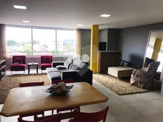 Ampla Casa 3d, Lareira, Churrasqueira E 2 Vagas - 28-im452942